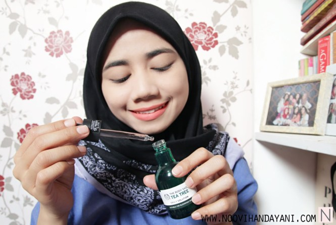 The Body Shop Tea Tree Daily Solution Serum 7