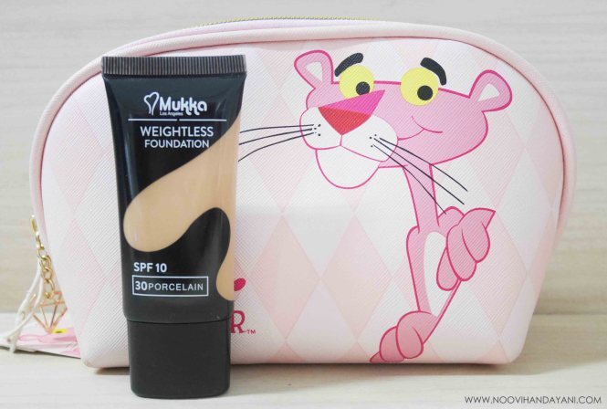 MUKKA WEIGHTLESS FOUNDATION