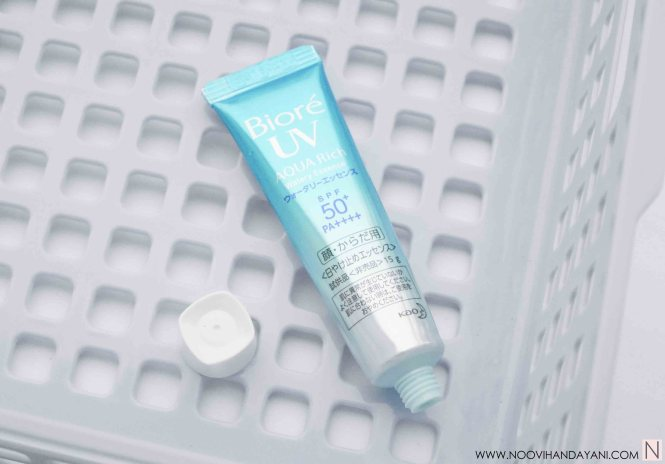 SUNSCREEN BIORE UV AQUA RICH WATERY ESSENCE