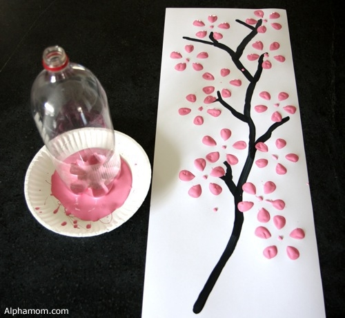 10 Idees Pour Faire De La Peinture Avec Les Enfants
