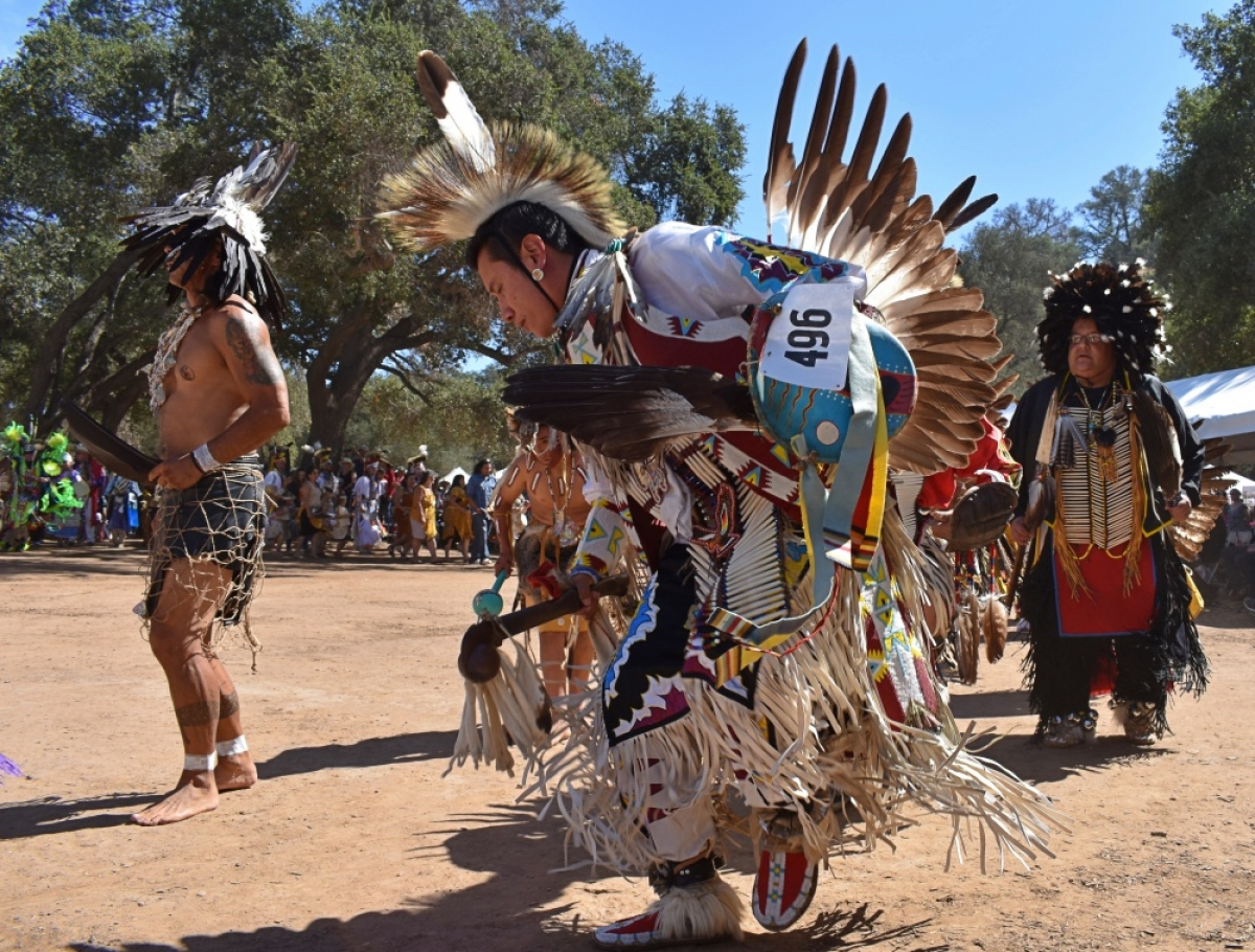 Native American Culture Traditions Swirl To Life At