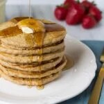 Freezer Whole Grain Pancakes