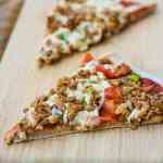 30 minute Whole Wheat Oil Free Pizza Dough!