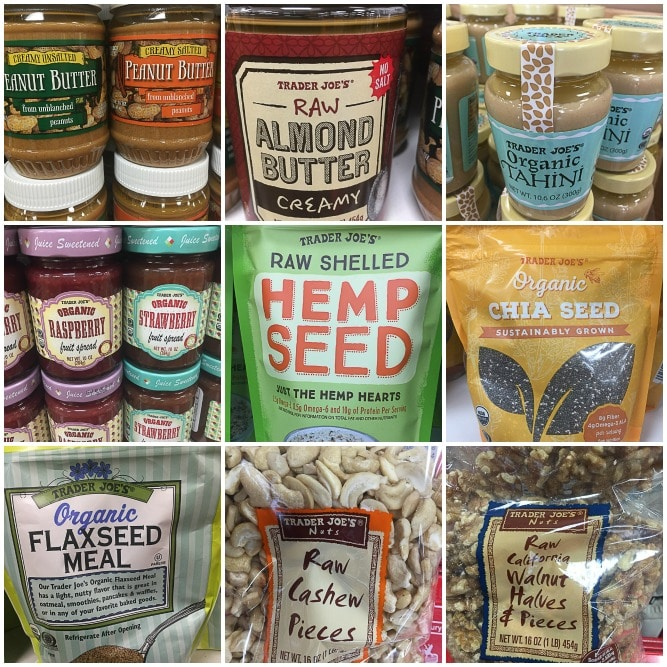Trader Joe's Vegan Shopping List | Nora Cooks