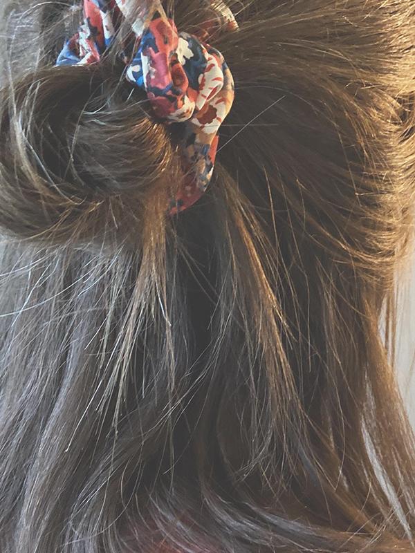 noracopenhagen nora copenhagen savlesmæk hagesmæk liberty mundbind stovell suttesnor scrunchies hårpynt slow fashion