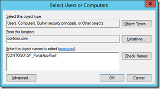 Select Users or Computers2