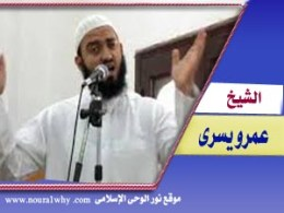 الشيخ عمرو يسرى