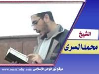 الشيخ محمد السرى