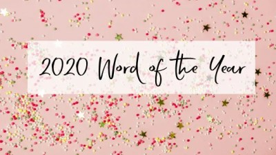 2020 Word of the Year