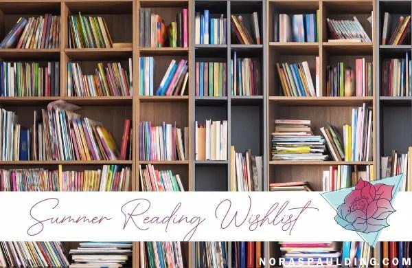 summer reading wishlist