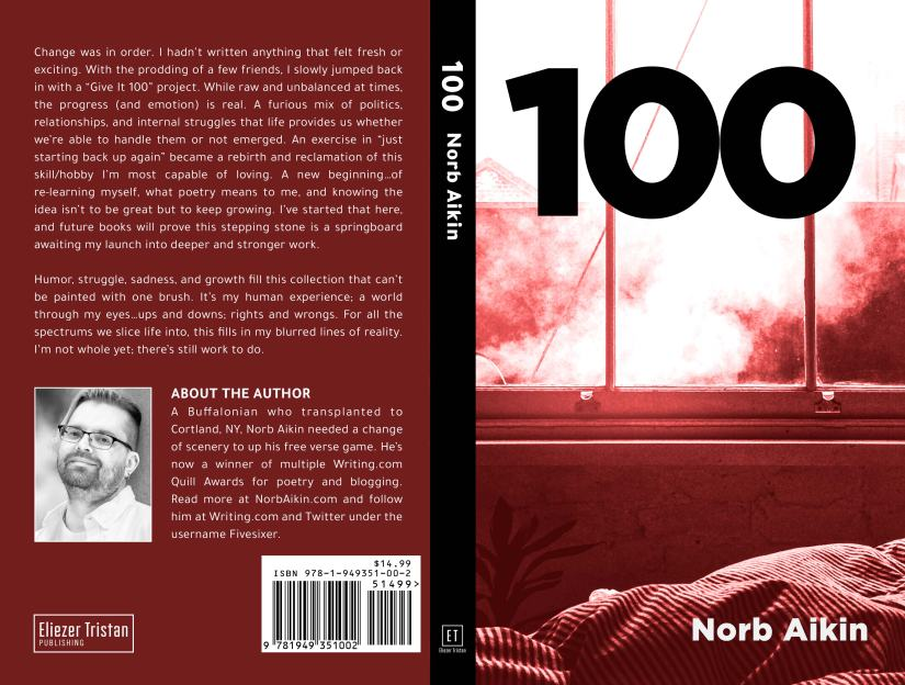 100 front and back cover