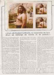 Letheule, Jazz Magazine 1/3
