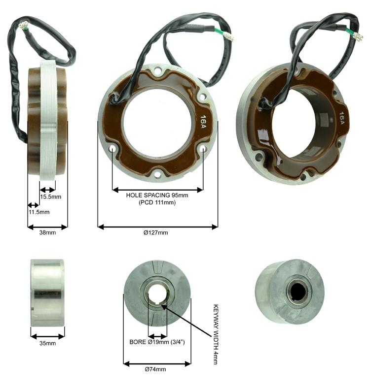 Stunning Alternator Wiring Diagram Bosch Gallery Images for – Lucas Alternator Wiring Diagram
