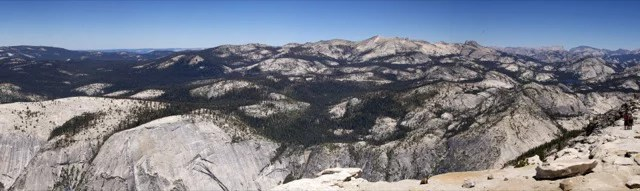 Backpacking Tuolumne Meadows To Yosemite Valley Norcal Hiker