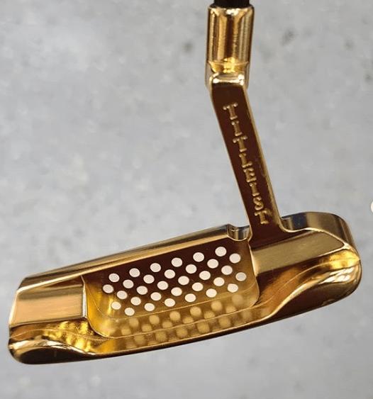 Polished 24K Gold Plating