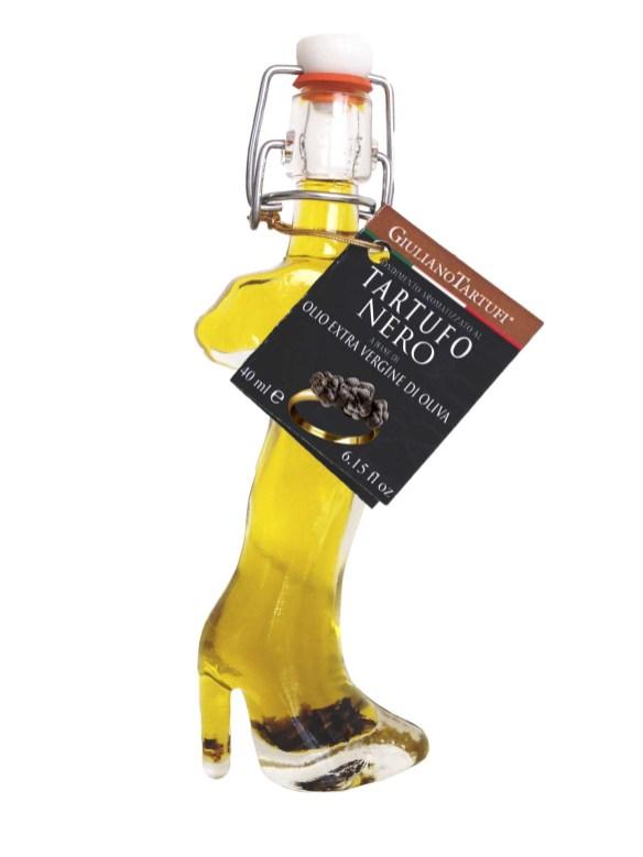 Condimento Aromatizzato al Tartufo Nero 40ml