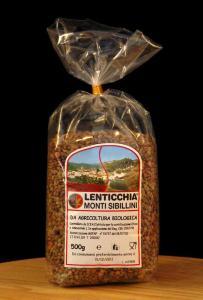 Lenticchia dei Monti Sibillini