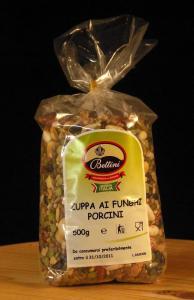 Zuppa ai Funghi Porcini