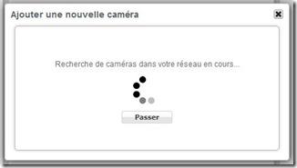 Recherche de cam IP