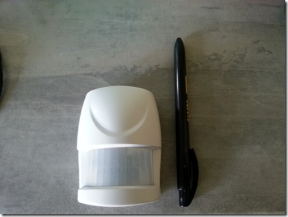 Ajout d'un détecteur HSP02 sur la Zipabox