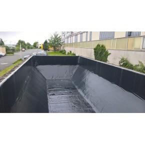baches pour bassins de retention nord