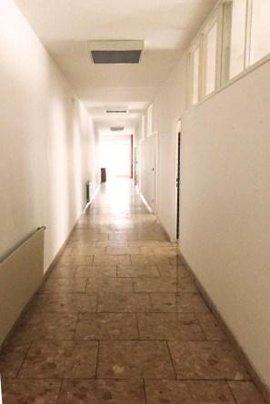 Nordbahnhalle Innen Gang