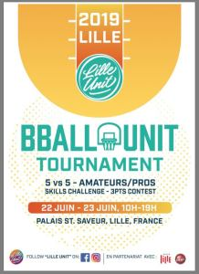 Lille Unit - Tournoi 5x5 @ Palais St. Sauveur | Lille | Hauts-de-France | France