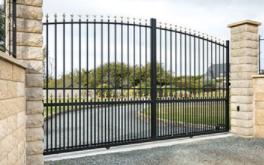 portail moderne aluminium nord lille