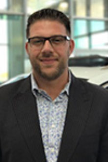 Hank Fayad - Assistant Sales Manager