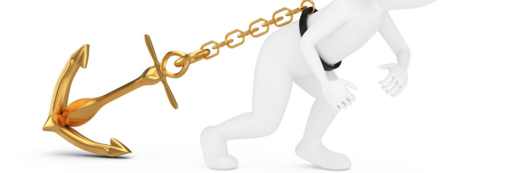 Bad credit can feel like an anchor dragging you down