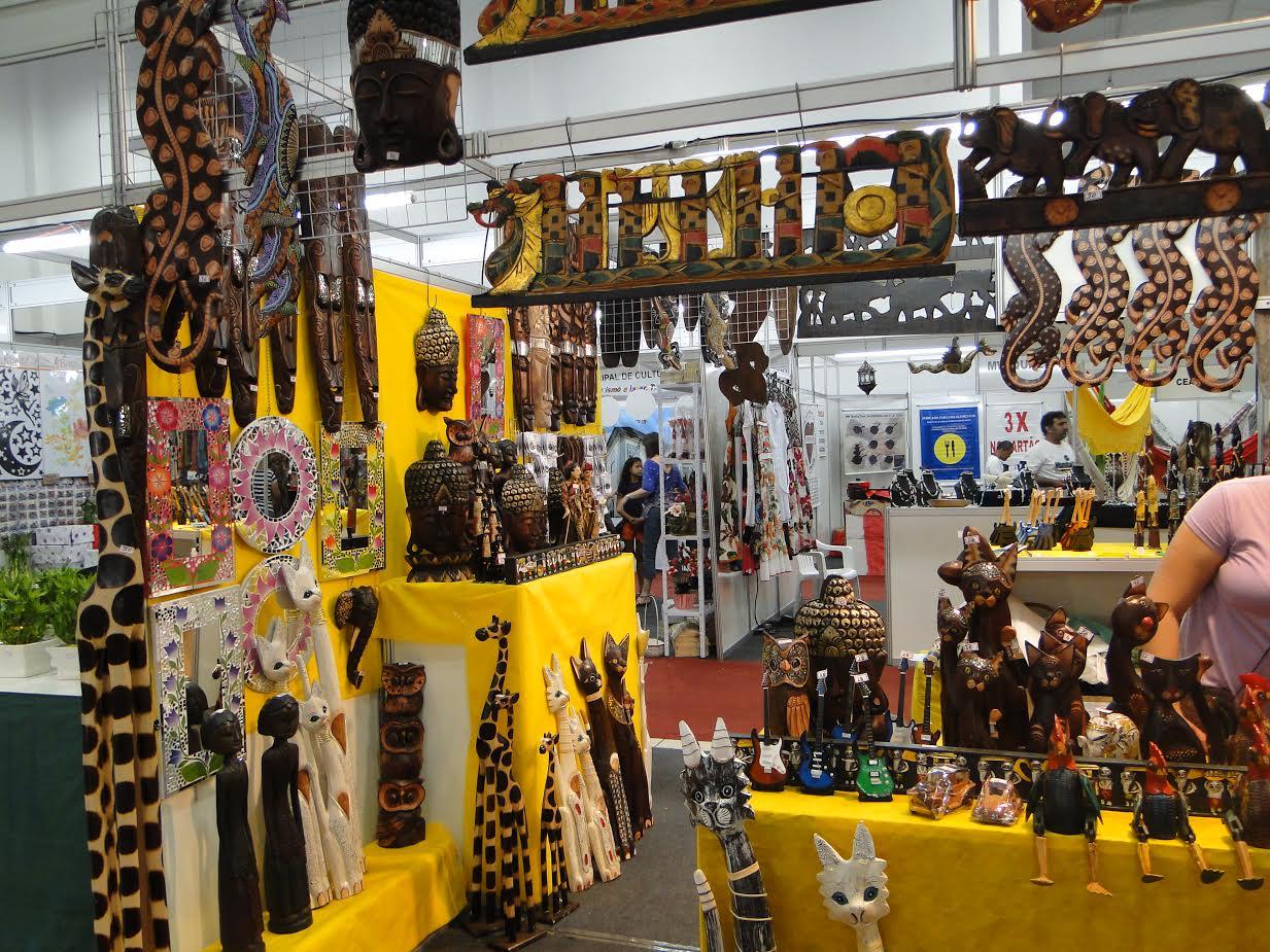 Adesivo De Contato Cascola Fispq ~ Fortaleza recebe Mundial Art u2013 Feira Internacional de Artesanato, Moda e Decoraç u00e3o Ediç u00e3o Férias