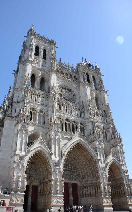 Kathedrale Amiens, © Ronan Le Bideau