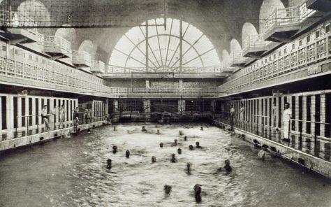 Schwimmbad 1935, © Musée La Piscine de Roubaix