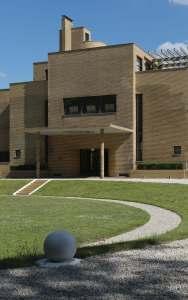Nordfassade und Haupteingang, © Colombe Clier CMN
