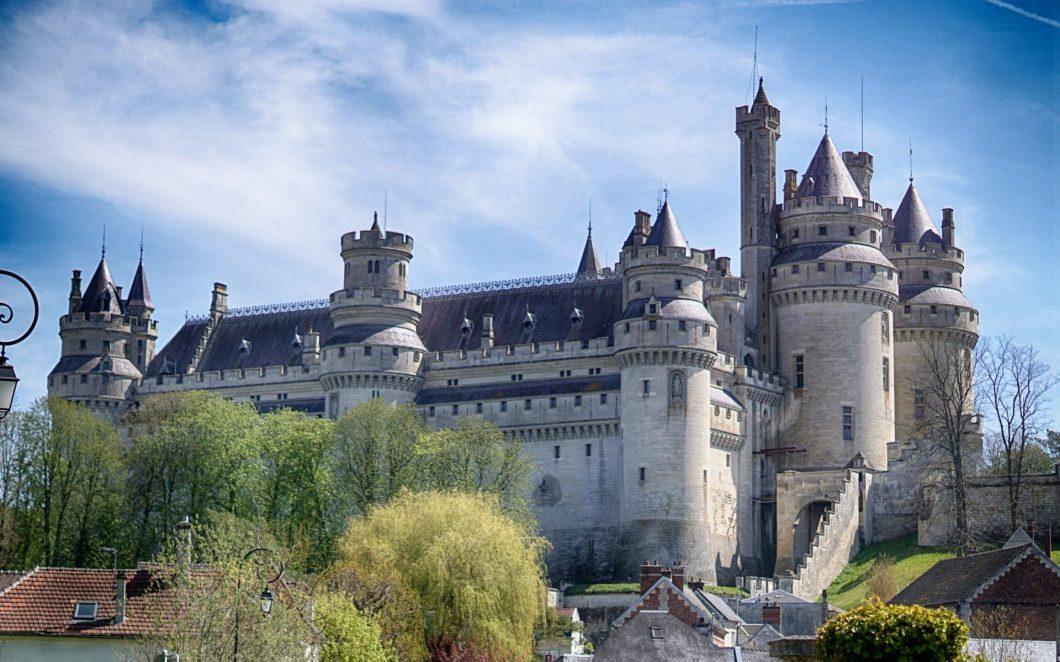 Schloss Pierrefonds: Das Traumschloss Nordfrankreichs