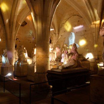 Krypta des Schlosses, © X. Renoux, Office de Tourisme Pierrefonds