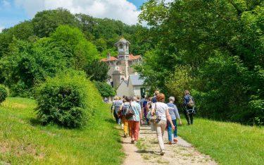 Führung durch den Ort Pierrefonds, © X. Renoux, Office de Tourisme Pierrefonds