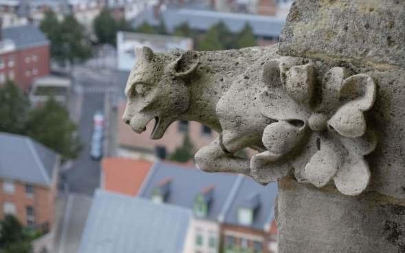 Kathedrale Amiens, © F. Leonardi