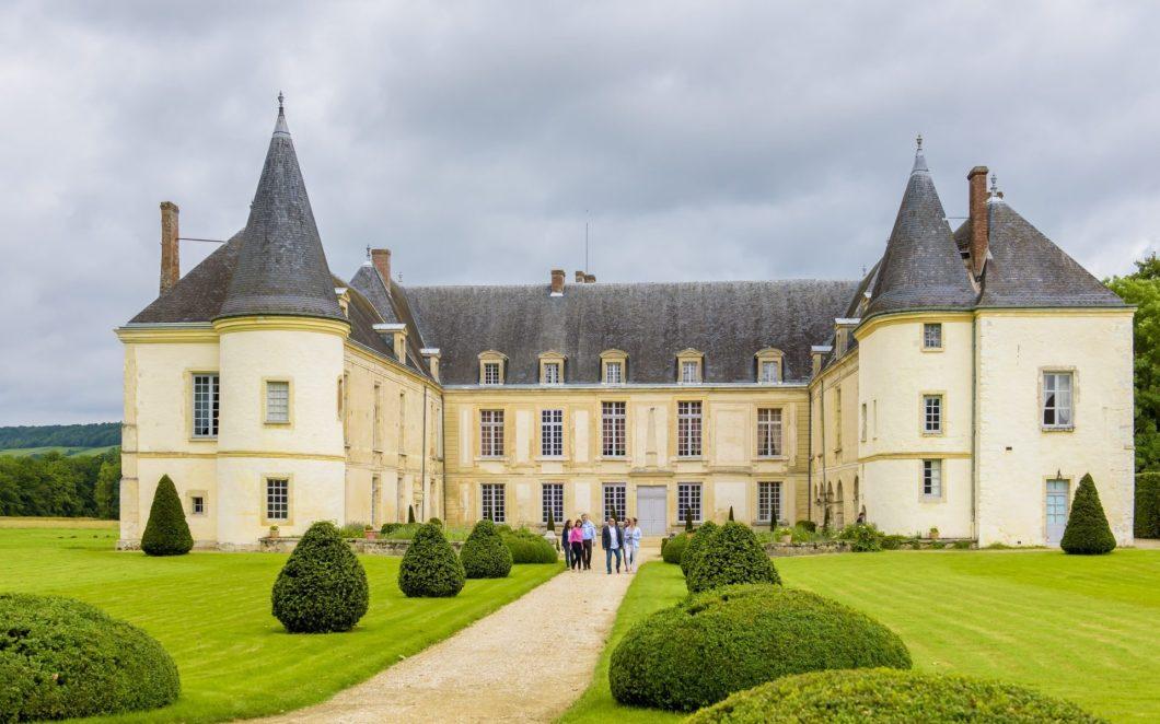 Schloss Condé, Schloss der Prinzen