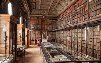 Bibliothek, © Sophie Lloyd