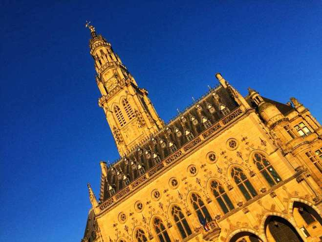 Beffroi und Rathaus, © Arras Pays d'Artous Tourisme