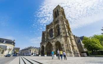 Kathedrale von Soissons, © Cambon