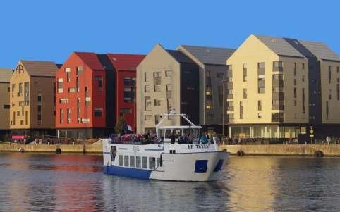 Hafen & Texel, © CUD Anne Seys