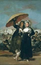 Goya, Les Jeunes © Palais des Beaux-Arts de Lille