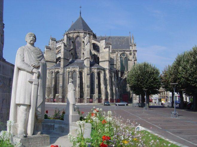 Kathedrale von Soissons, © OT Soissons