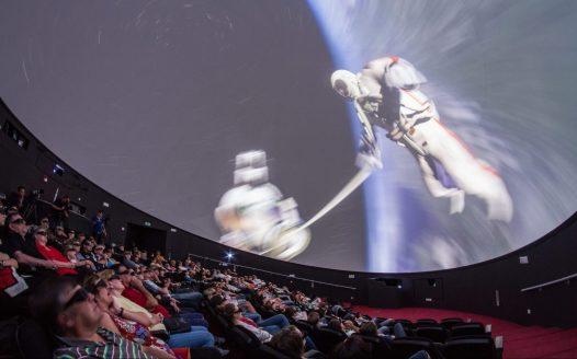 Planetarium, © La Coupole