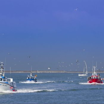 Hafen in Boulogne-sur-Mer, © Anne-Sophie Flament