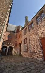 Innenhof des Museums, © Musée de Flandre
