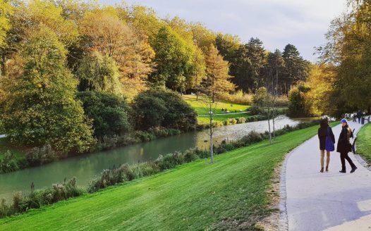 Parc Barbieux in Roubaix, © Roubaix Tourisme