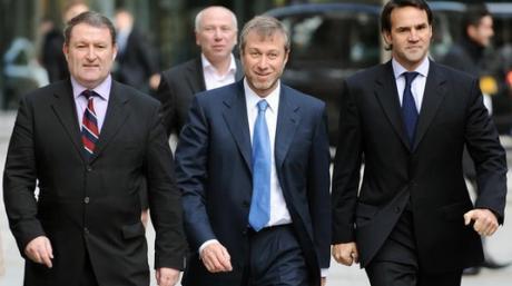 Meet Roman Abramovich The Jew Who Appointed Putin